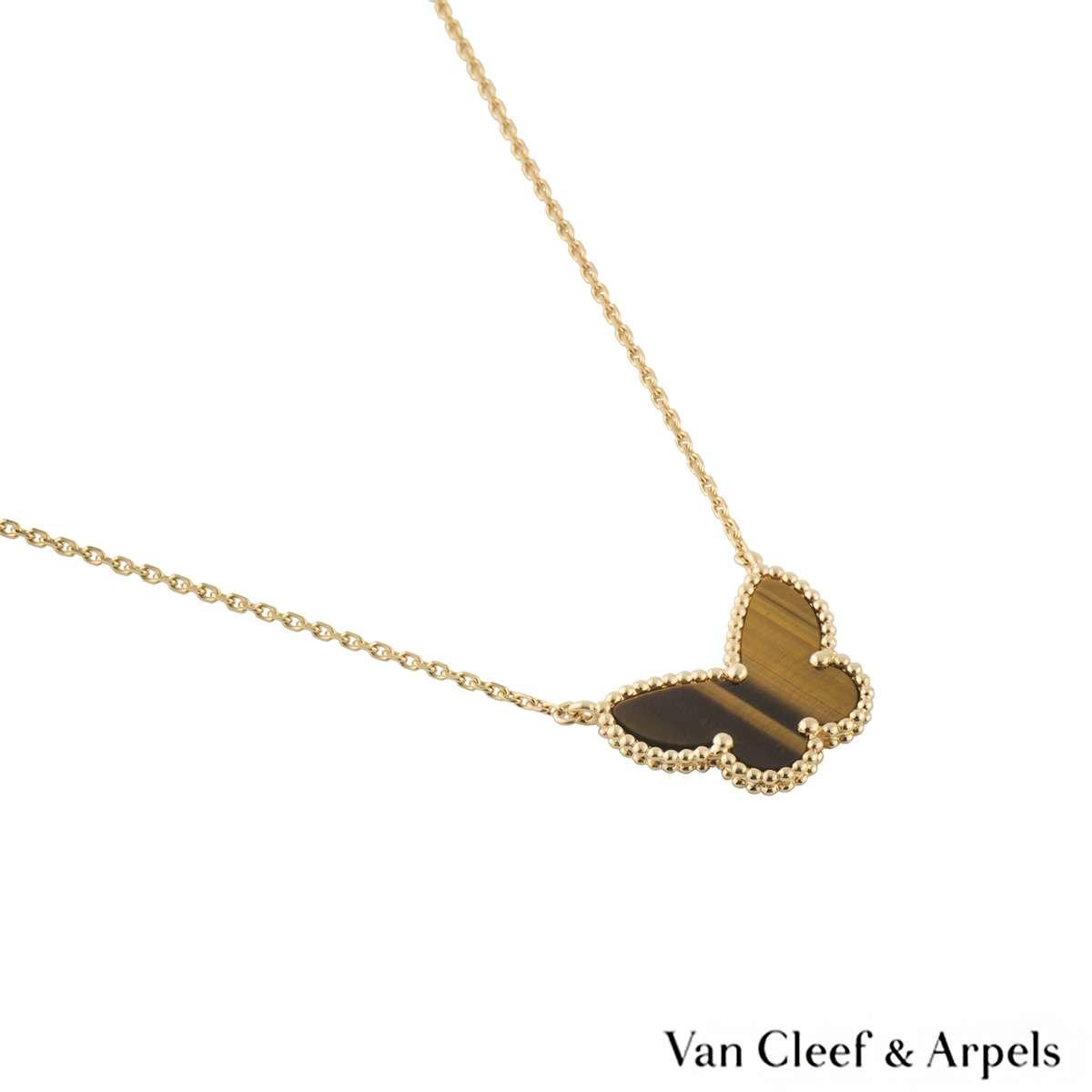 Van Cleef & Arpels Lucky Alhambra Pendant